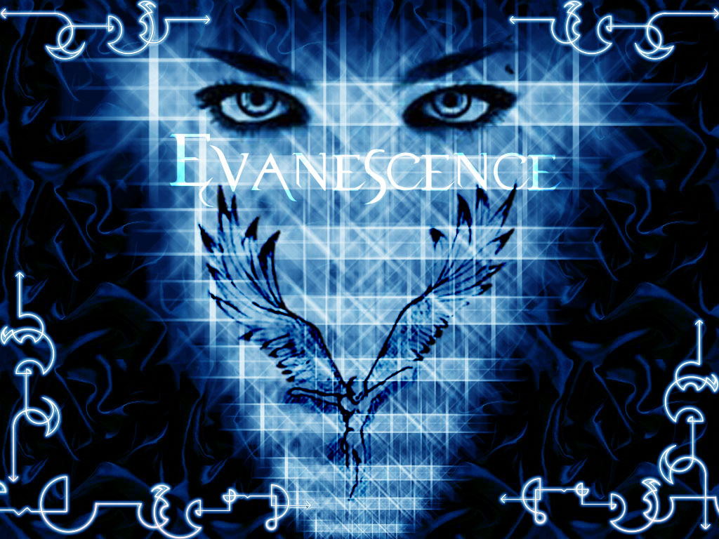 Evanescence Wallpaper by Darkangel12362 1024x768