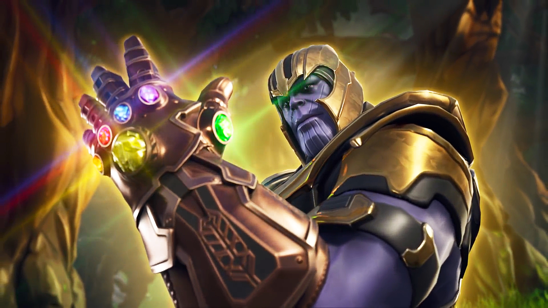 Fortnites Infinity Gauntlet Thanos Mode Is Now Live   GameSpot 1920x1080