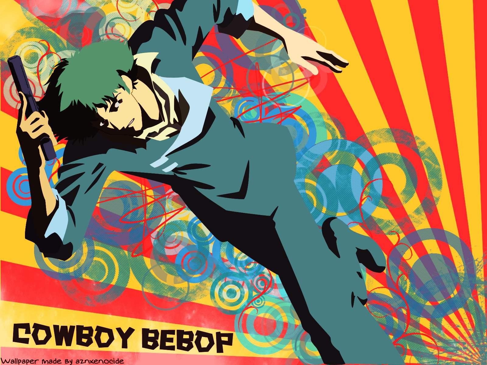 Download the Cowboy Bebop anime wallpaper titled Spike Spiegel 6 1600x1200