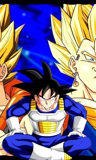 Image Result For Anime Live Wallpaper Dbz Apk