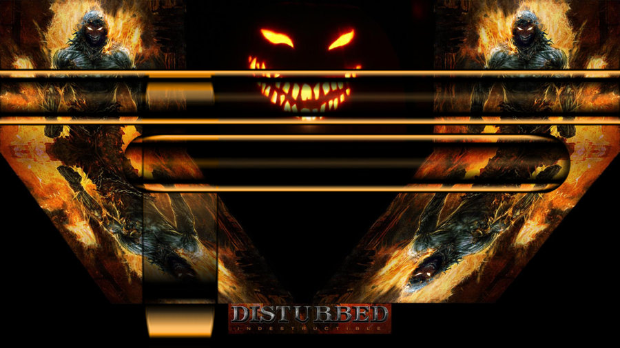 Disturbed Wallpaper By Kristov94 On Deviantart 900x506