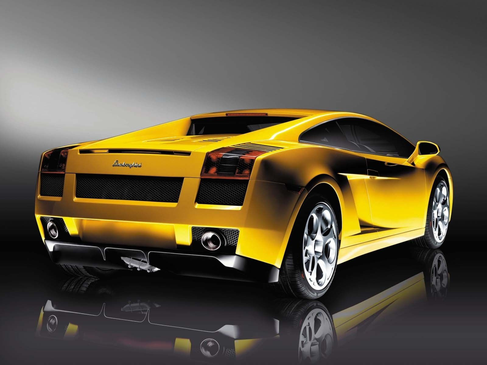 Supercars   Lamborghini Gellardo Hd Desktop Wallpaper 1600x1200