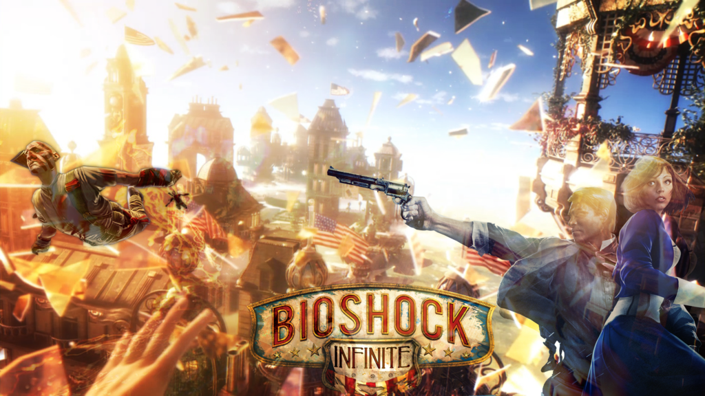 Bioshock Infinite Wallpaper By Slydog0905 1024x576