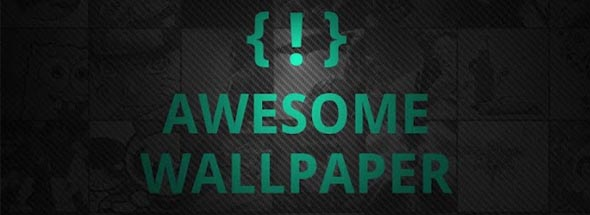 Developer Wallpaper Awesome wallpaper android app 590x215