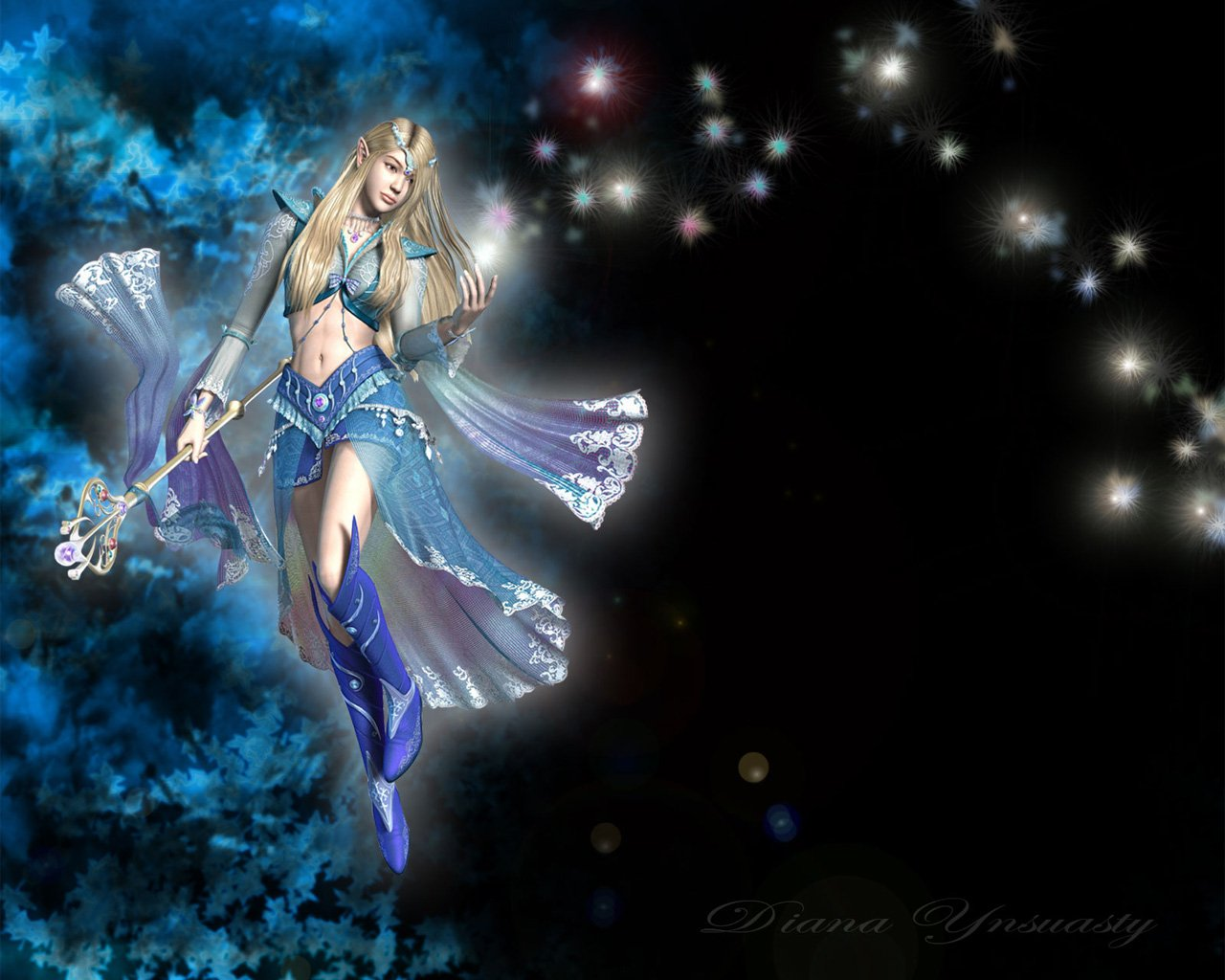 433 Fairy HD Wallpapers Background Images 1280x1024