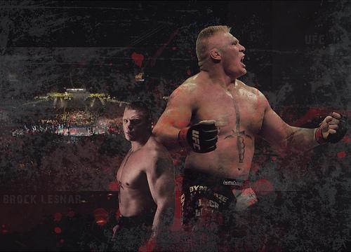 Brock Lesnar Wallpaper Flickr   Photo Sharing 500x360