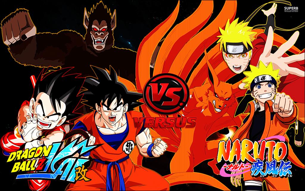 Goku And Naruto Wallpapers 1024x641