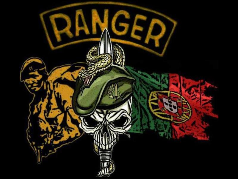 Army Ranger Logo Wallpaper Exercito portugues logo ranger 800x600
