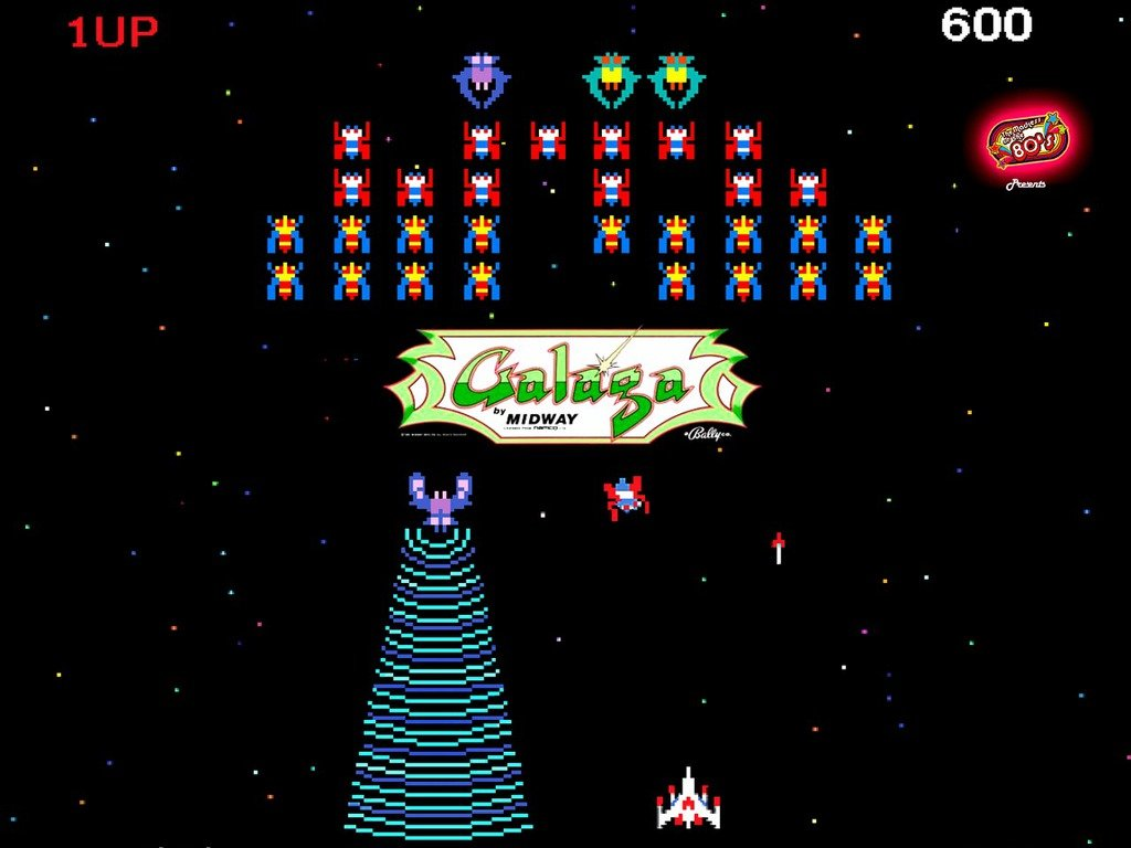 Galaga wallpapers Galaga stock photos 1024x768