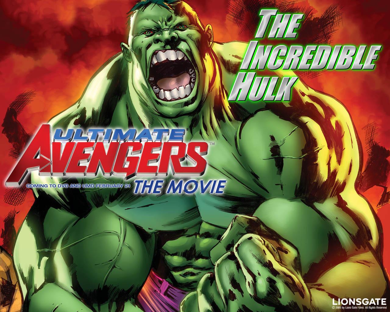 ultimate avengers wallpaper - photo #10