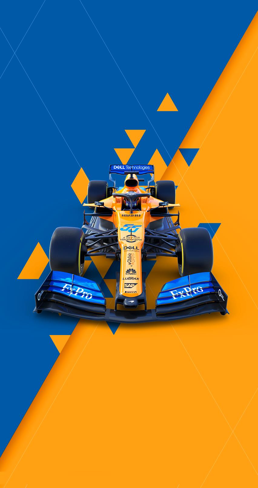 McLaren Racing Official Website 852x1608