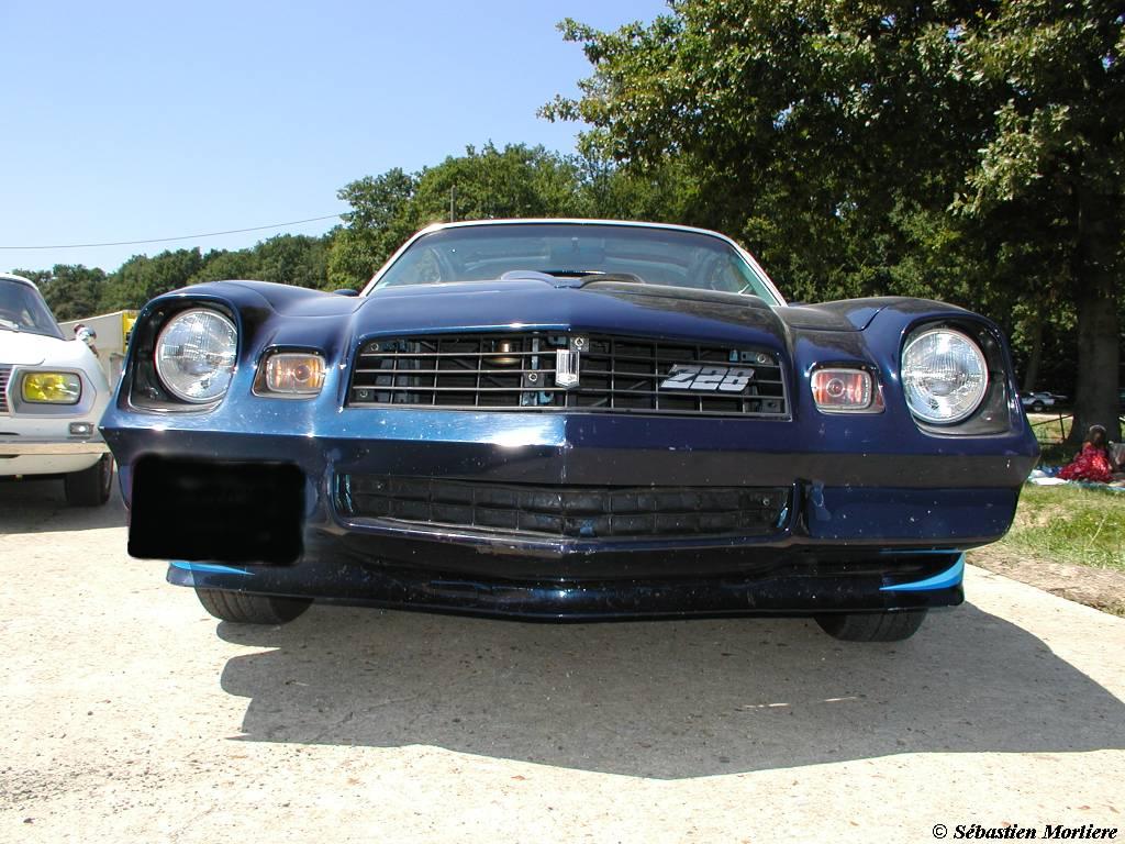 Wallpaper Chevrolet Chevrolet Camaro z28 Foto Chevrolet Camaro z28 1024x768