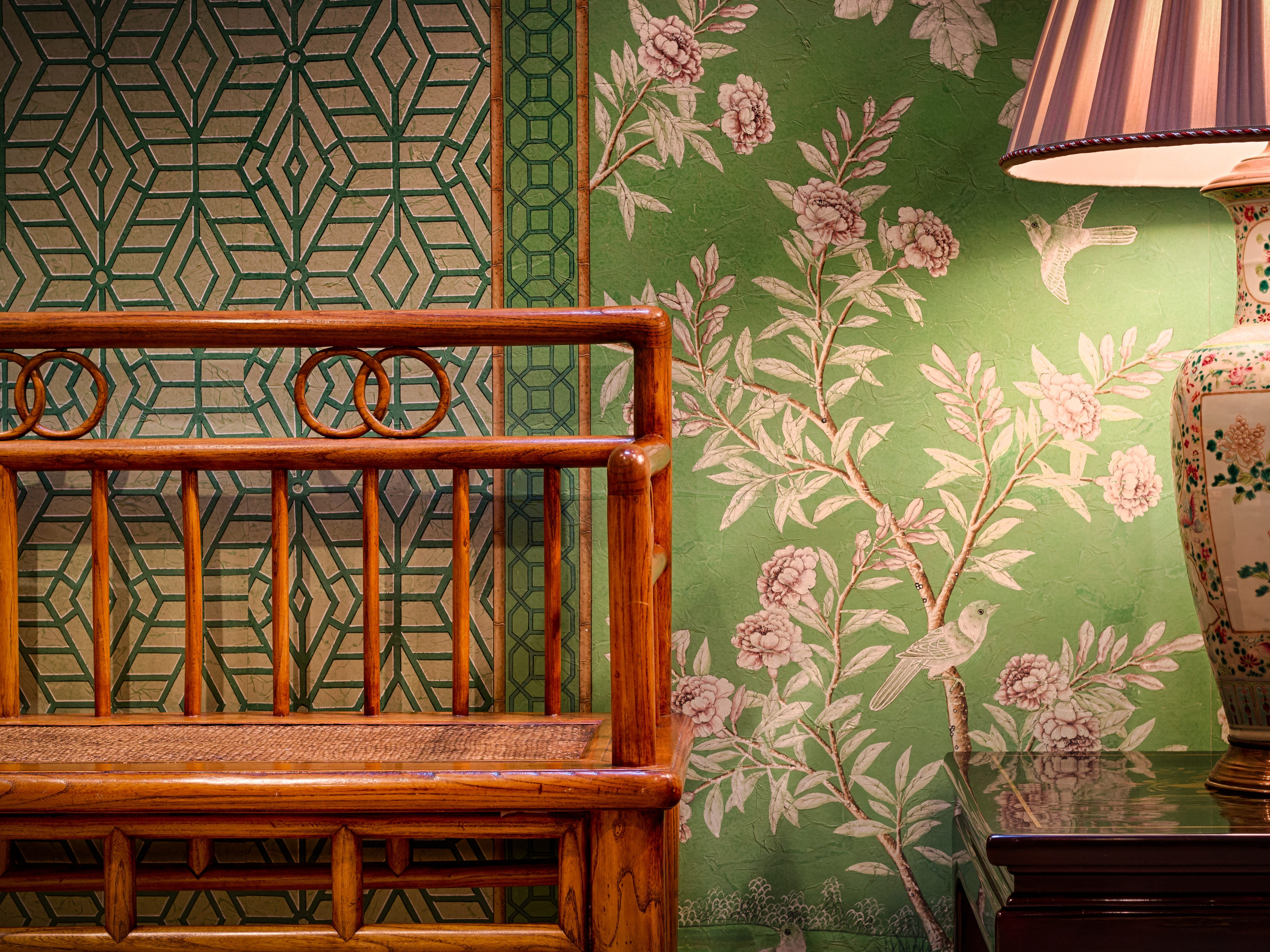 The Case for Thousand Dollar Wallpaper Architectural Digest 4604x3453