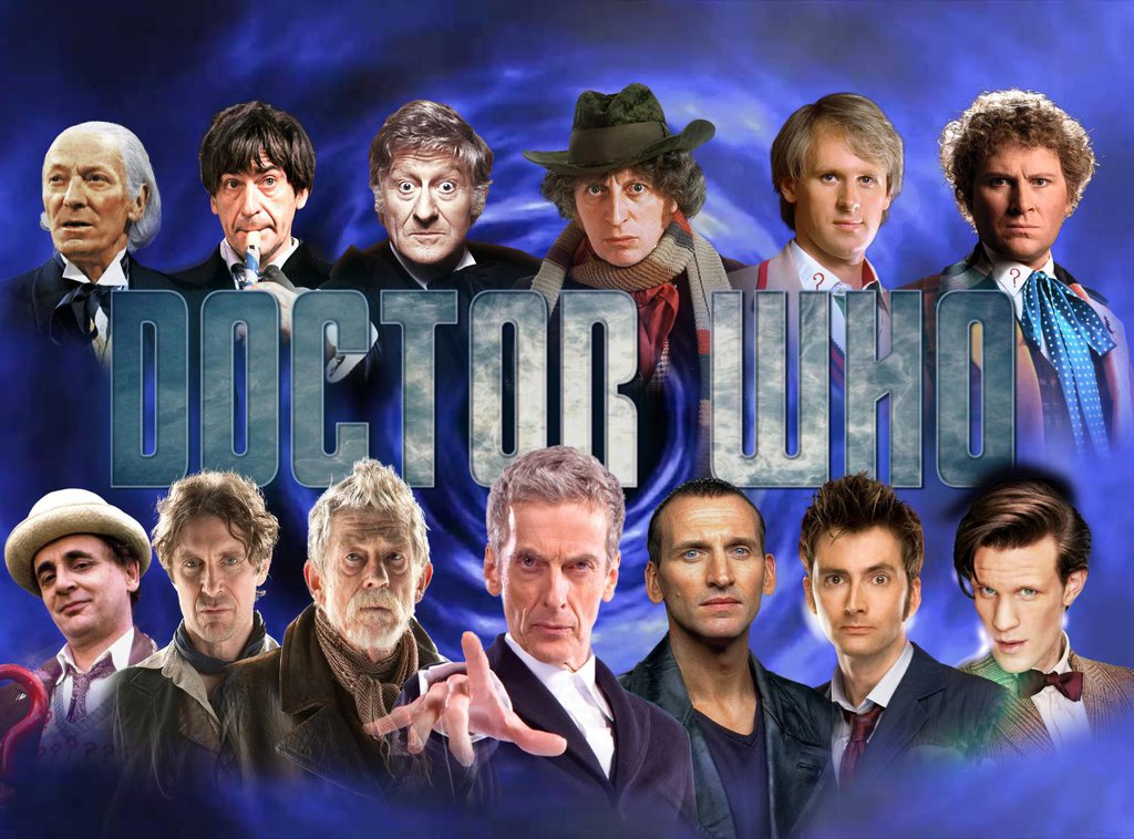 Doctor Who Wallpaper All Doctors Doctor who the thirteen 1024x758