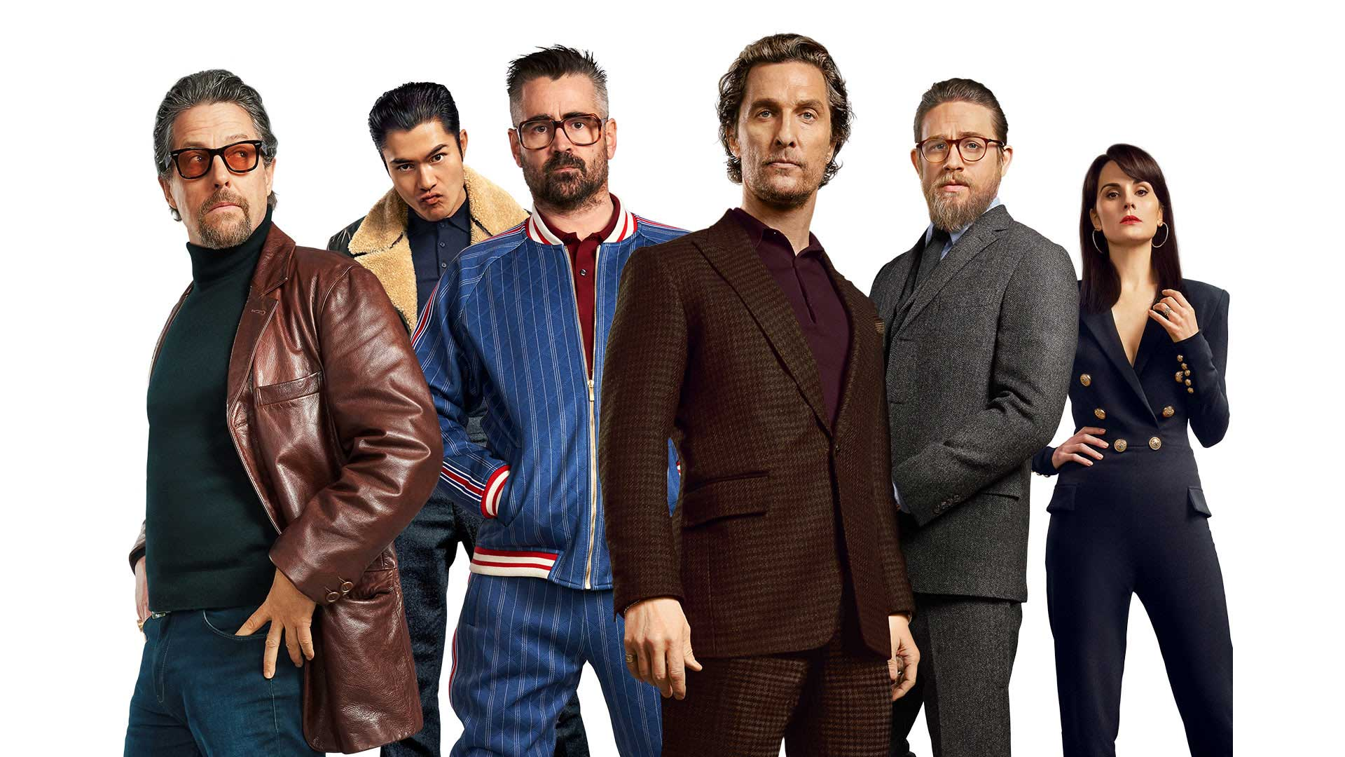 The Gentlemen 2020  After the Credits MediaStinger 1920x1080