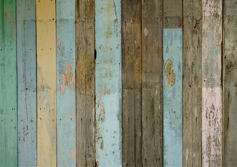 Wood Plank Wallpaper Covering Wallpapersafari