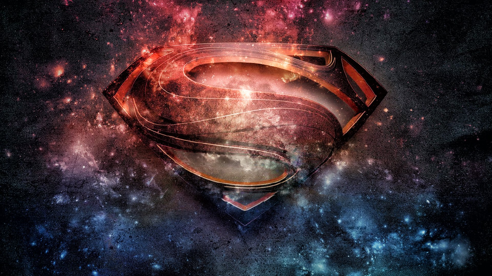 Logo Emblem Supergirl hero superhero poster superman comics movie film 1920x1080