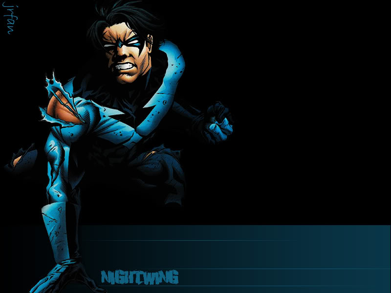 Nightwing Wallpaper Nightwing wallpaper the 800x600