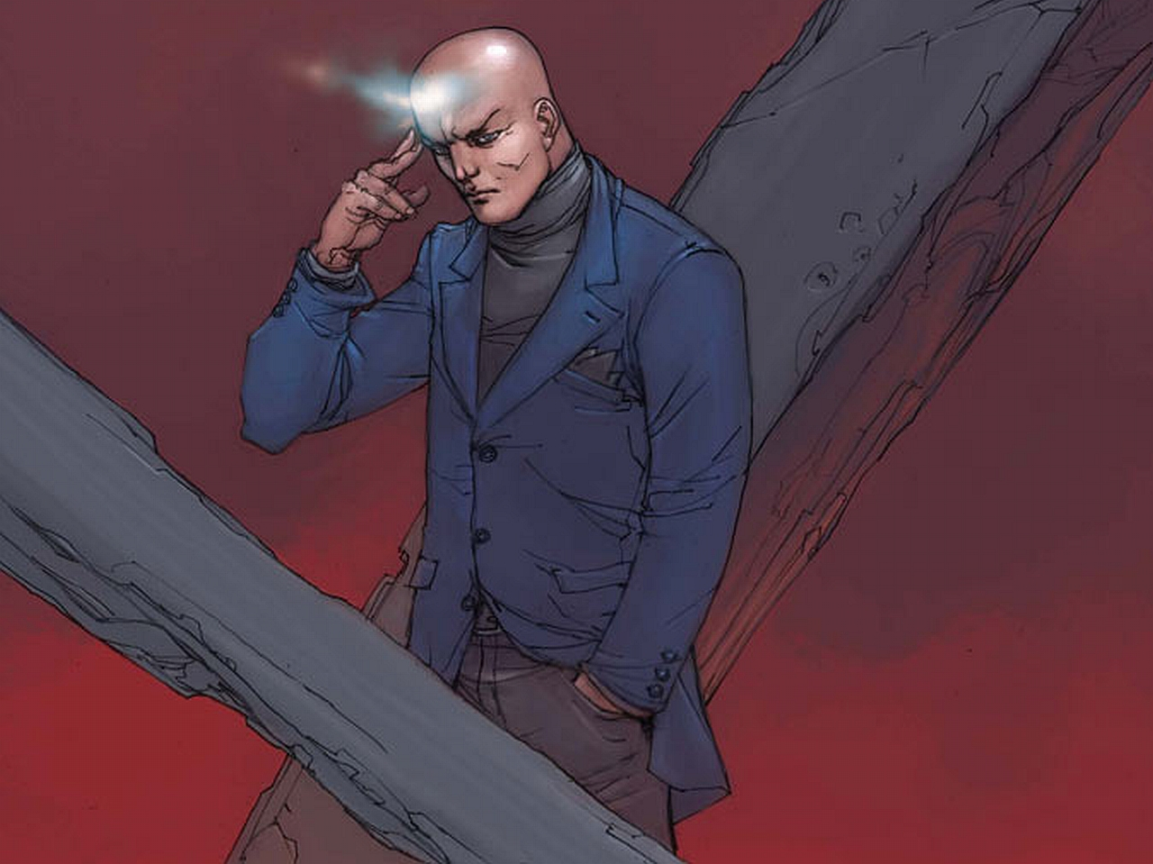Professor X Wallpaper and Background Image 1280x959 ID215003 1280x959