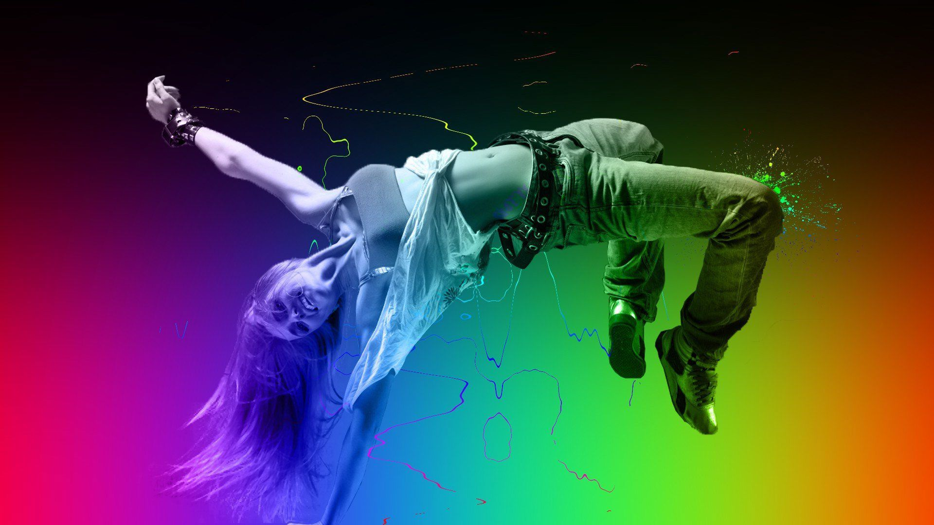 Abstract Dance Wallpapers   Top Abstract Dance Backgrounds 1920x1080