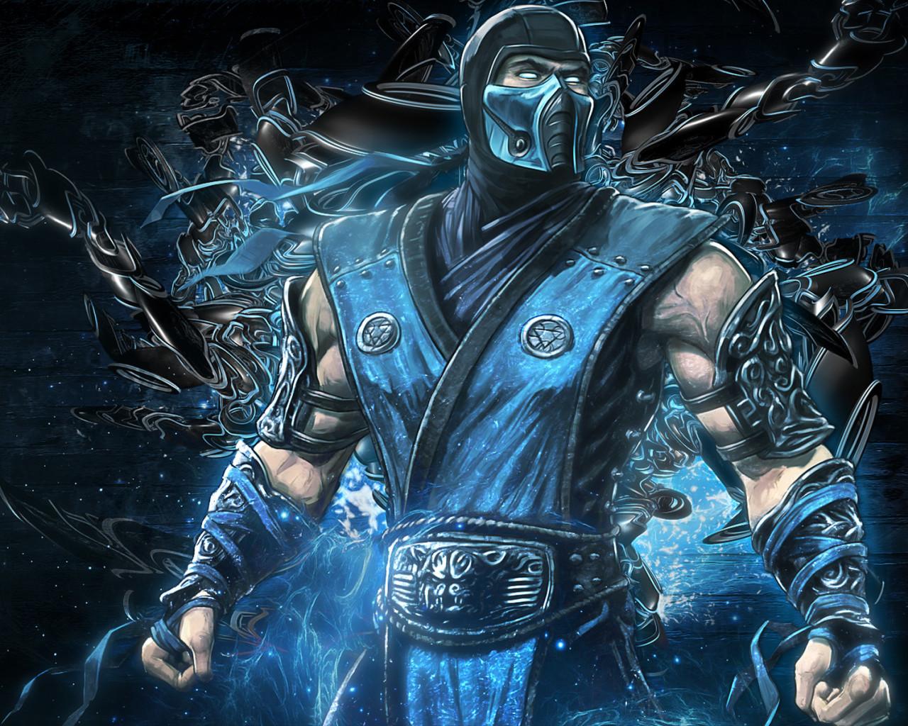 Mortal Kombat Wallpaper Fondos de Pantalla   Imagenes Hd  Fondos 1280x1024