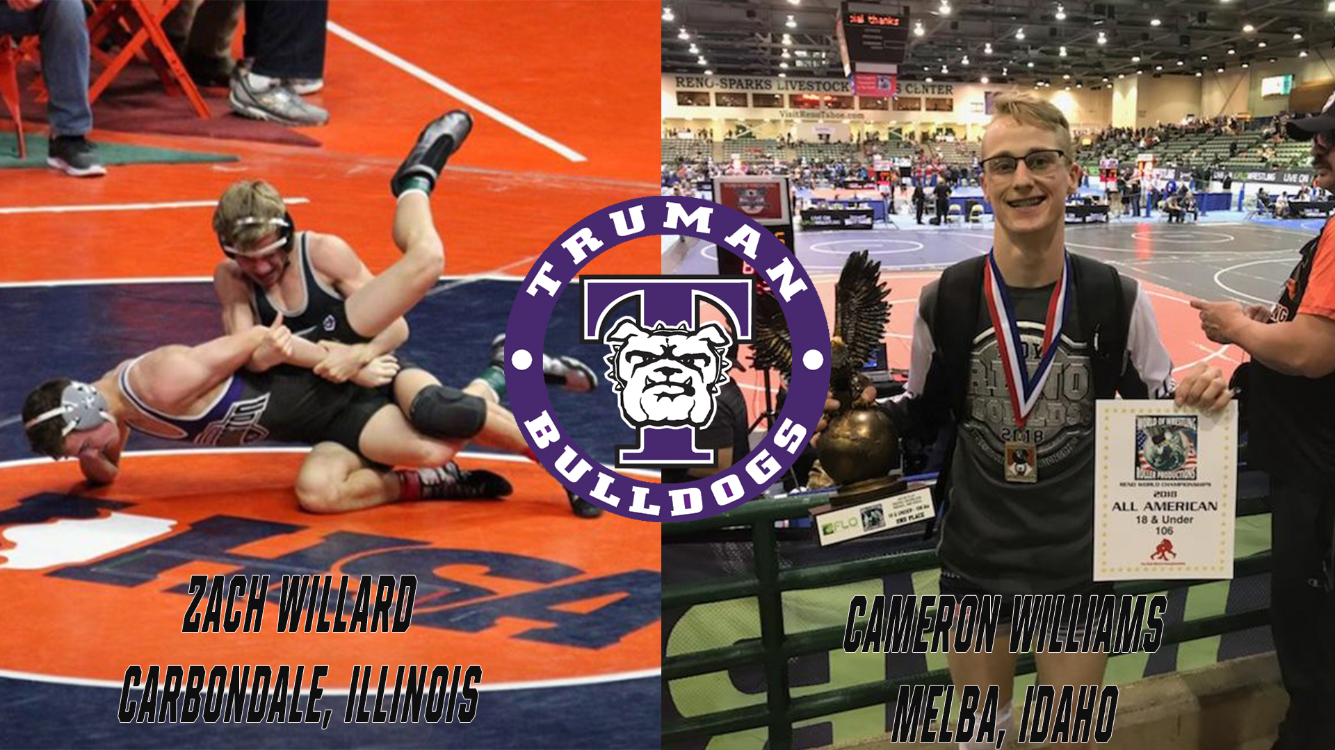 Wrestling Signs Two High School Standouts   Truman State 1920x1080