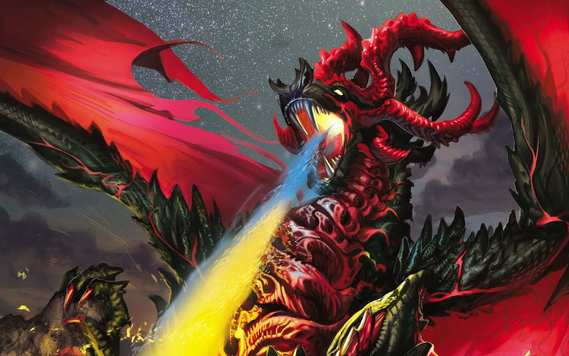 Dragon Fire Wallpapers HD 8 1920x1200