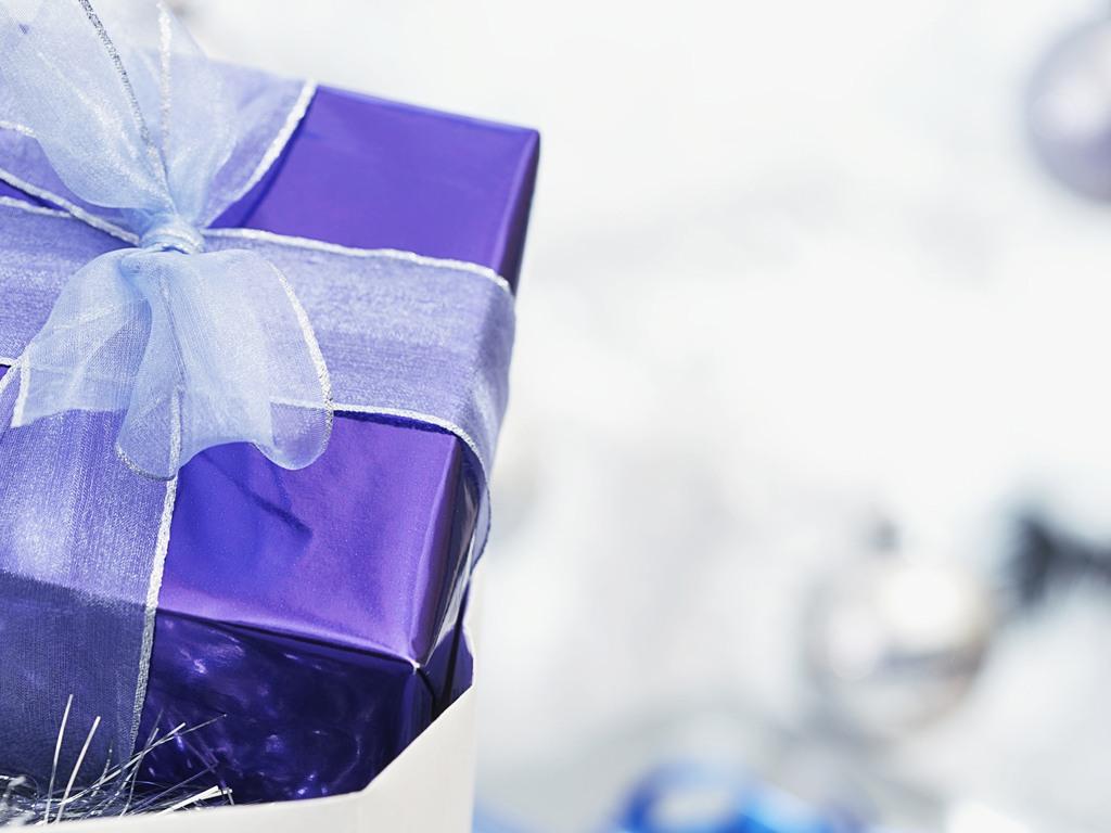 Purple Christmas Wallpapers Purple Christmas Desktop 1024x768