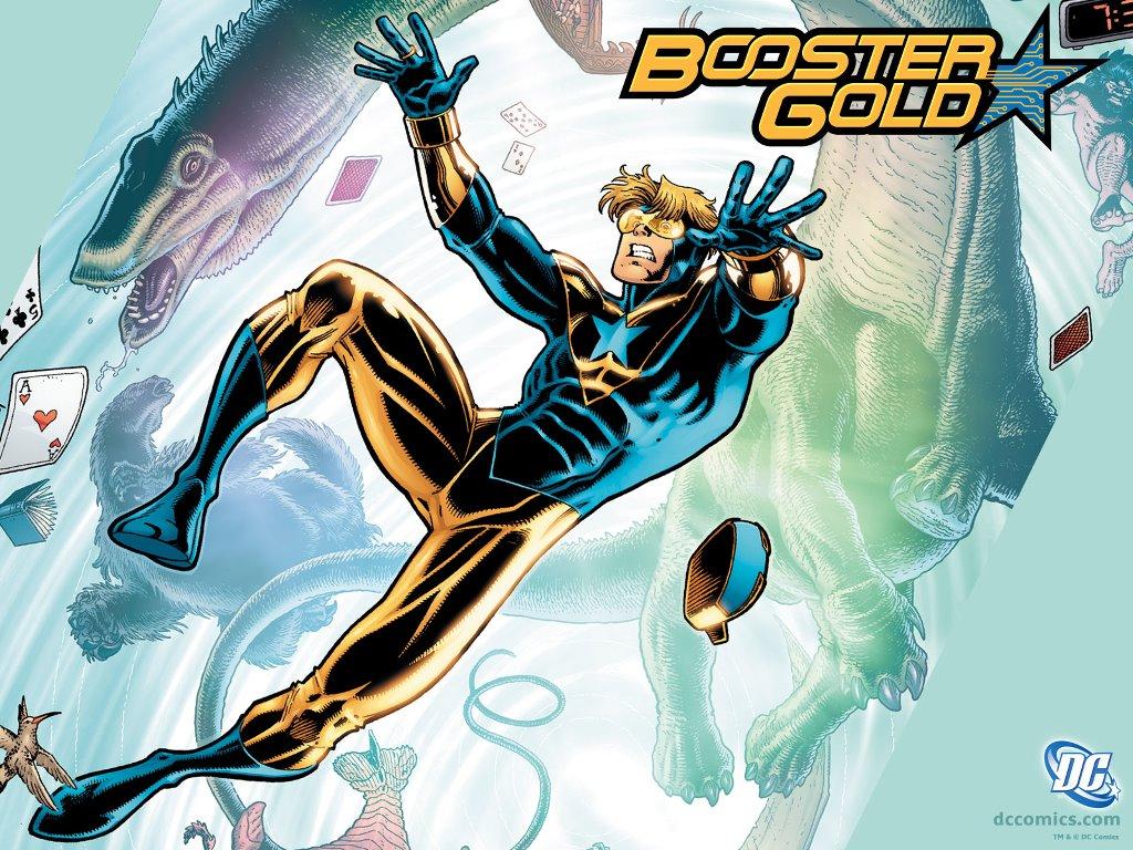 Booster Gold Wallpaper 6   1024 X 768 stmednet 1024x768