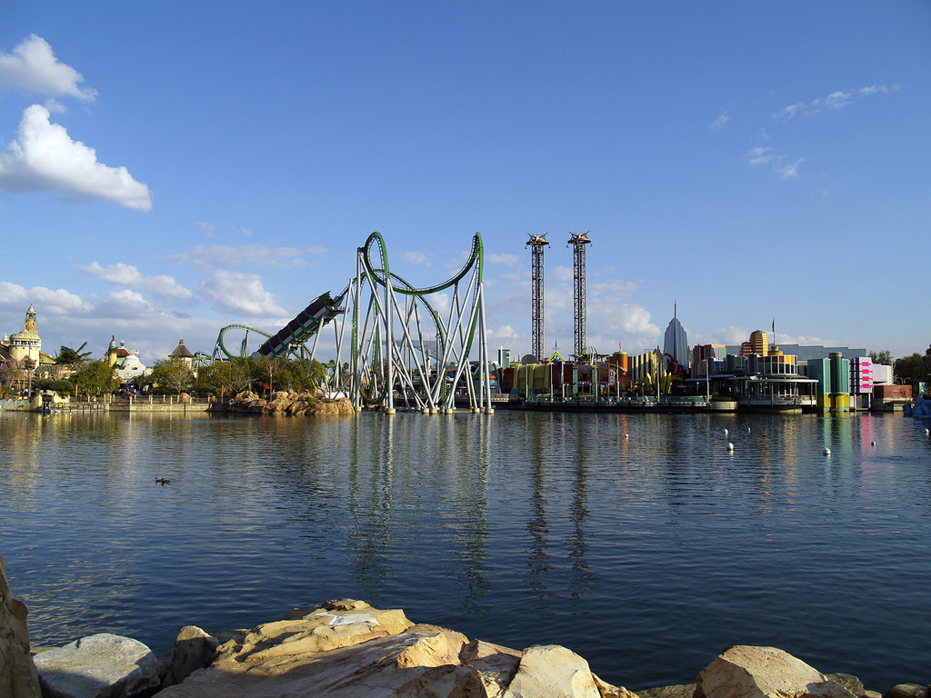 Universal Studios Orlando 18 by Dracoart Stock 1024x768