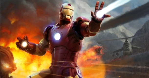now iron man screensaver download animated wallpaper version iron man 610x320