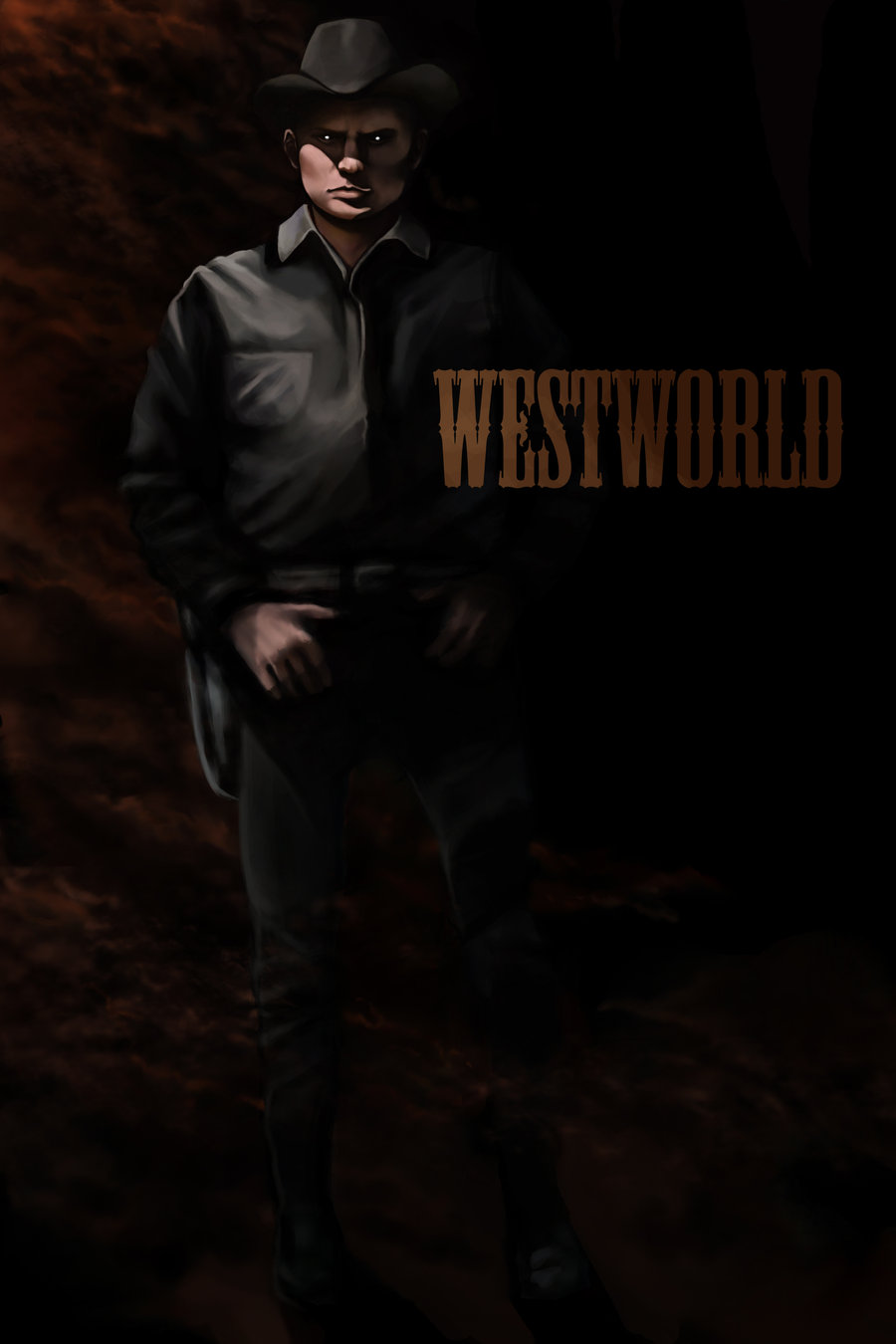 Westworld Wallpapers 27 Wallpapers Adorable Wallpapers 900x1350