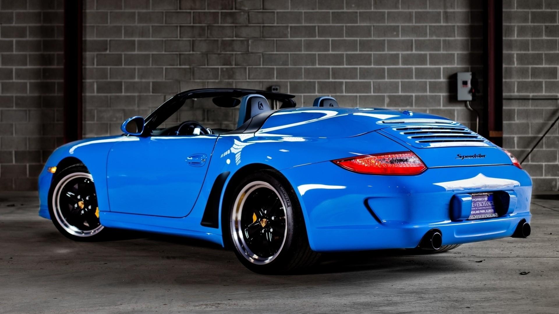 Porsche Speedster 2012 HD 1080p Wallpapers Download HD Wallpapers 1920x1080