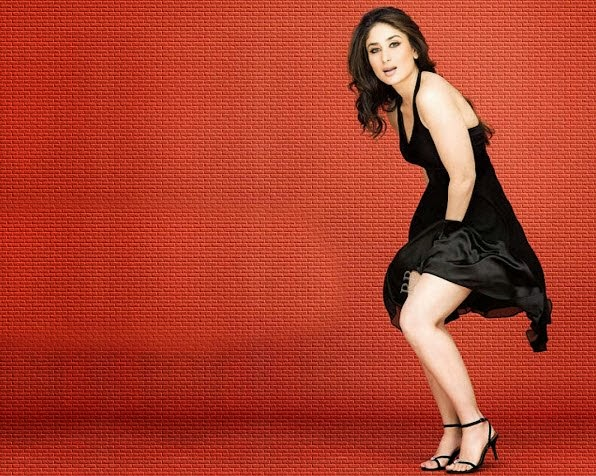 And Cute Bollywood Actress Kareena Kapoor Desktop Wallpapers Wallpaper 596x476