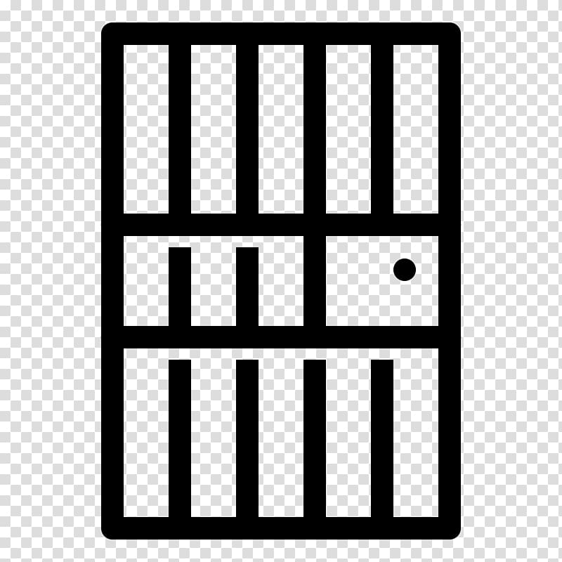 Prison cell Door The Noun Project Icon Jail HD transparent 800x800
