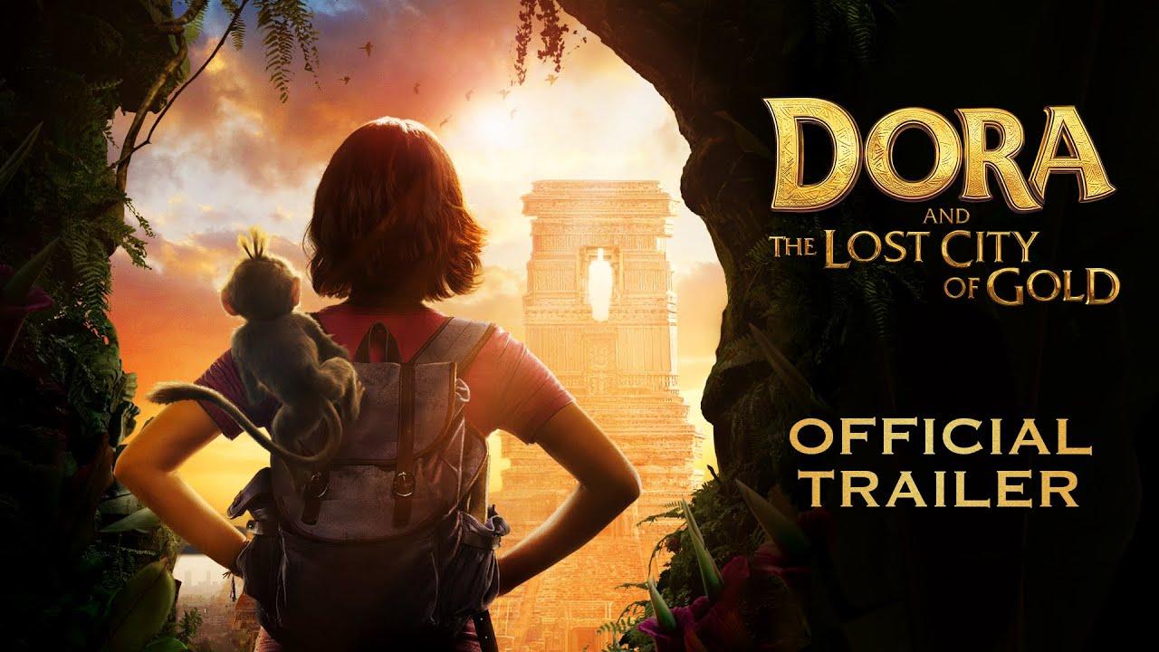 Dora the Explorer live action trailer stars very grown up Nick Jr 1280x720