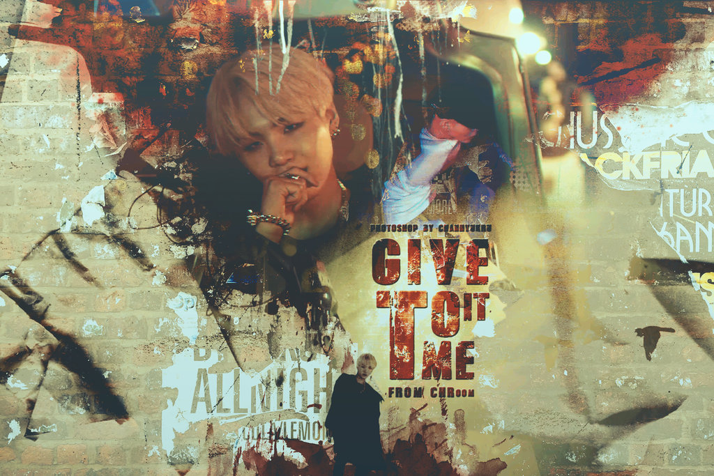 160909 Agust D x Give it to me by ChanHyukRu 1024x683