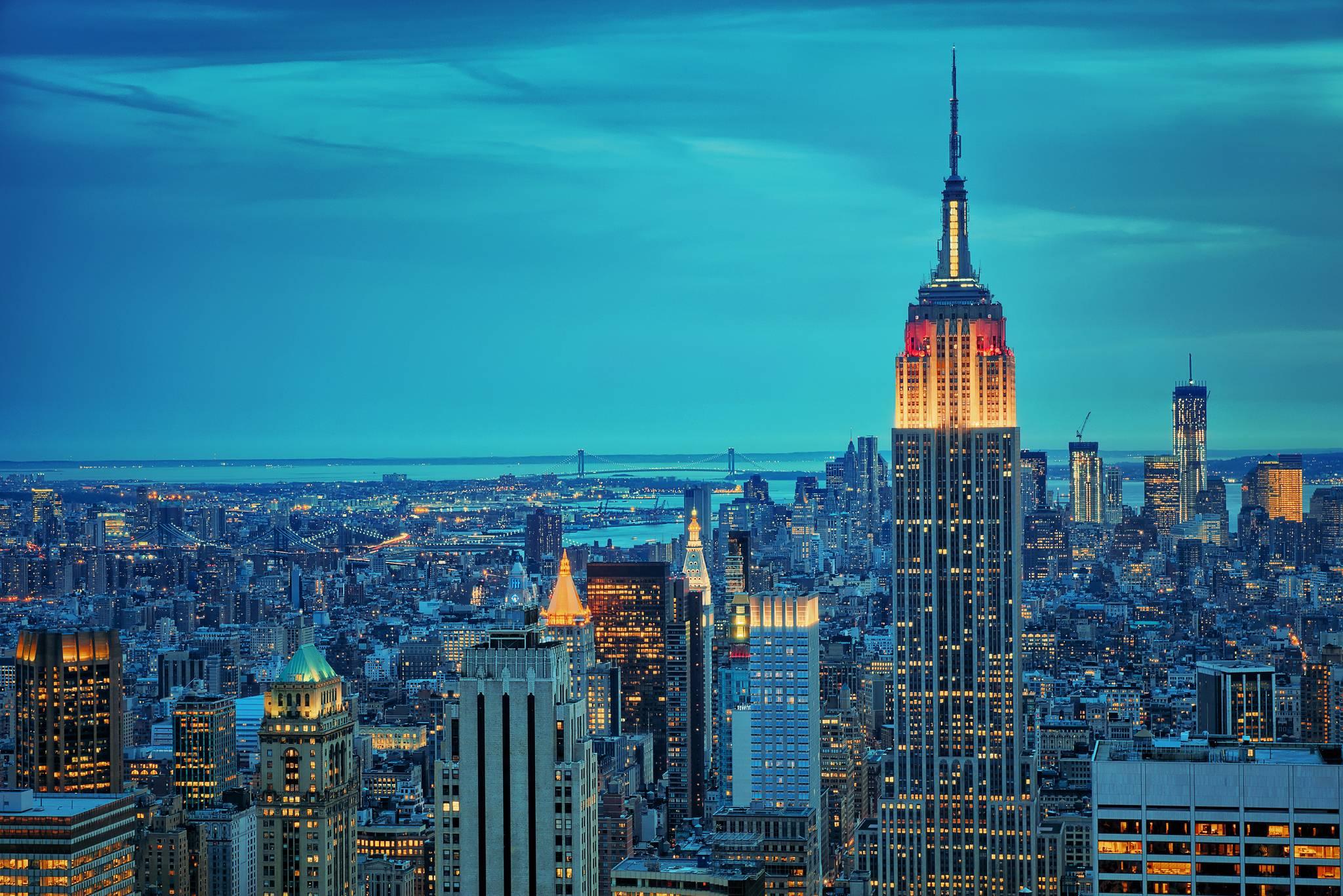 New York City Desktop Backgrounds 2048x1367