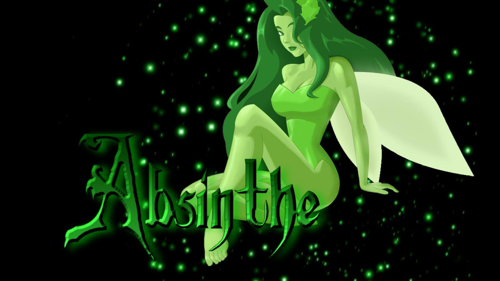 absinthe fairy HD 169 1280x720 1366x768 1600x900 1920x1080 1600x900