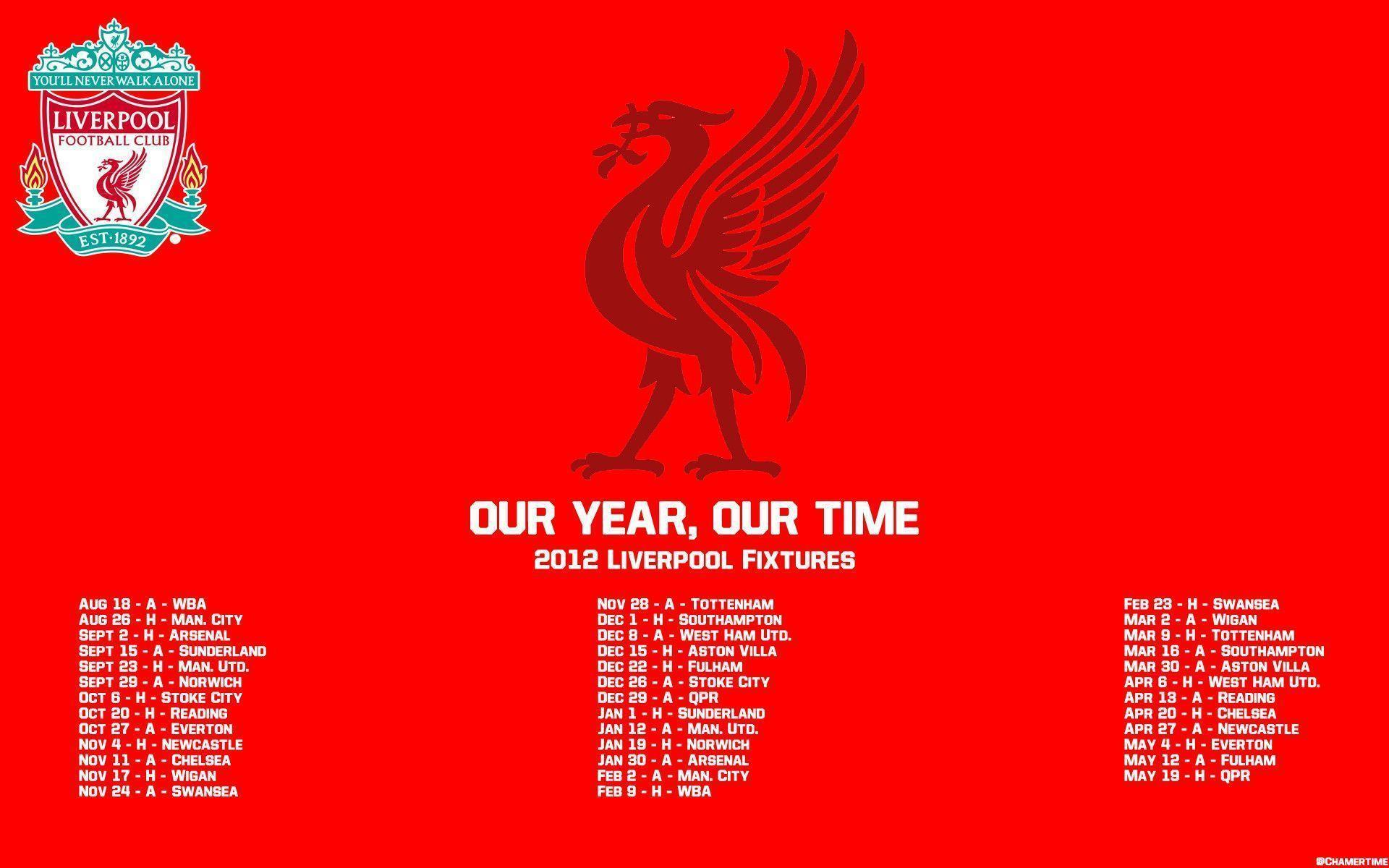 Liverpool Wallpapers 2017 1920x1200