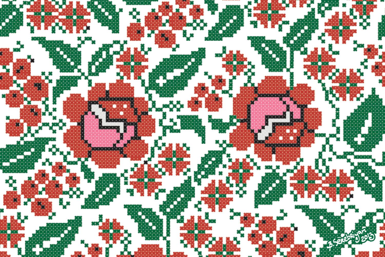 Tumblr Pattern Indie Indie pattern wallpaper 1500x1000