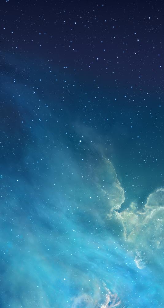 Wallpappers presentes no iOS 7 disponveis para download 534x1000