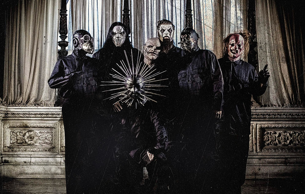 Slipknot Wallpapers 2015 999x637