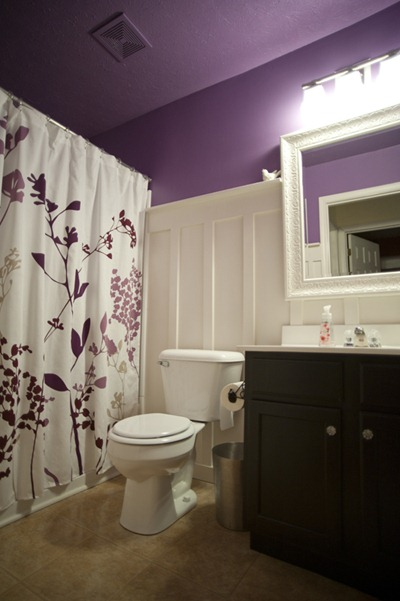 Violet Bloom by Behr at Infarrantly Creative 400x601