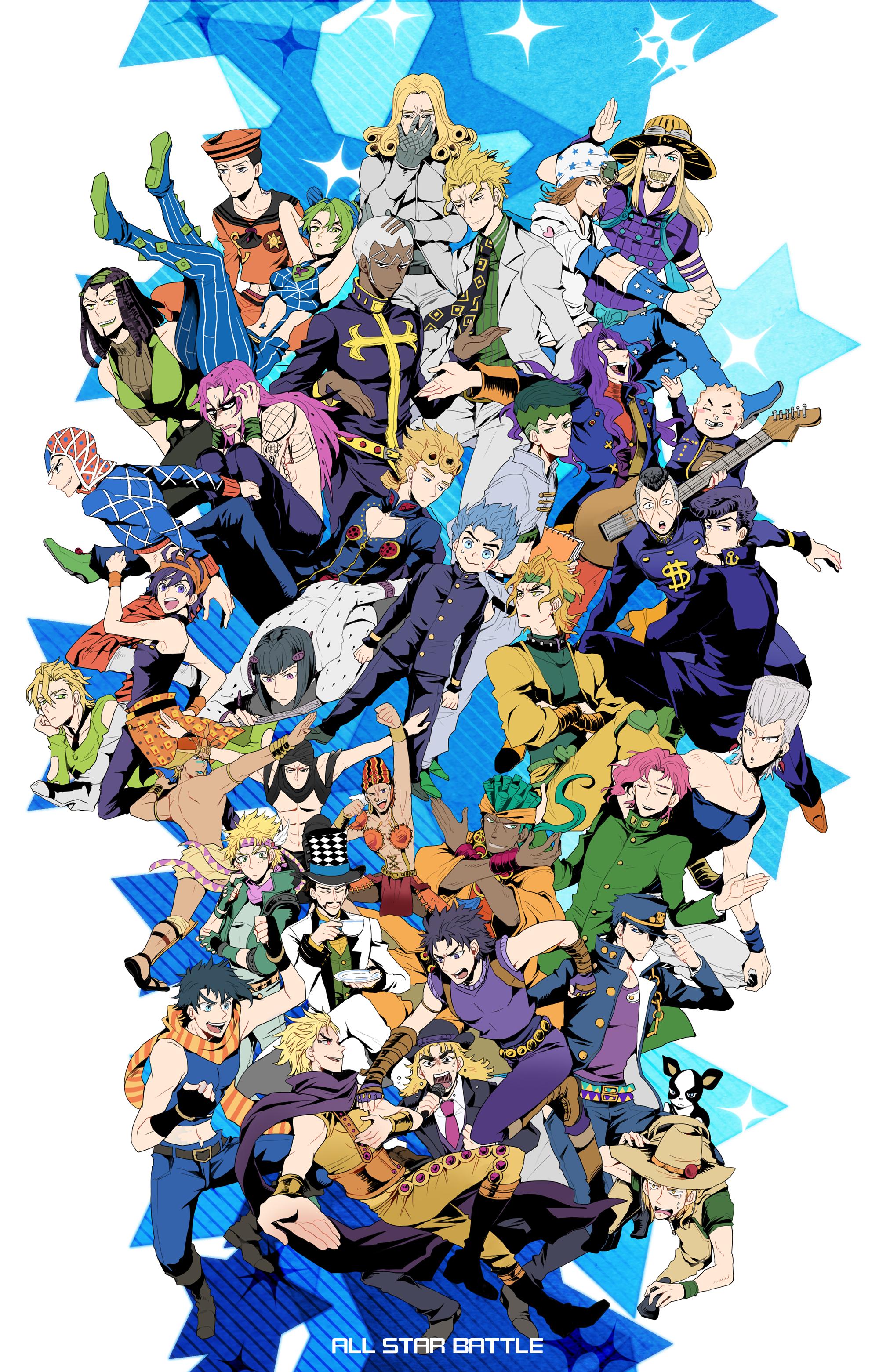 Vento Aureo Golden Wind Mobile Wallpaper   Zerochan Anime Image 2000x3123