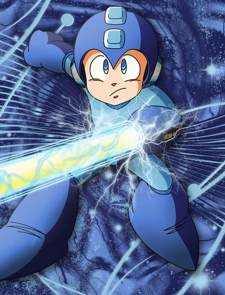 Megaman Wallpaper for Amazon Kindle Fire HD 7 450x590