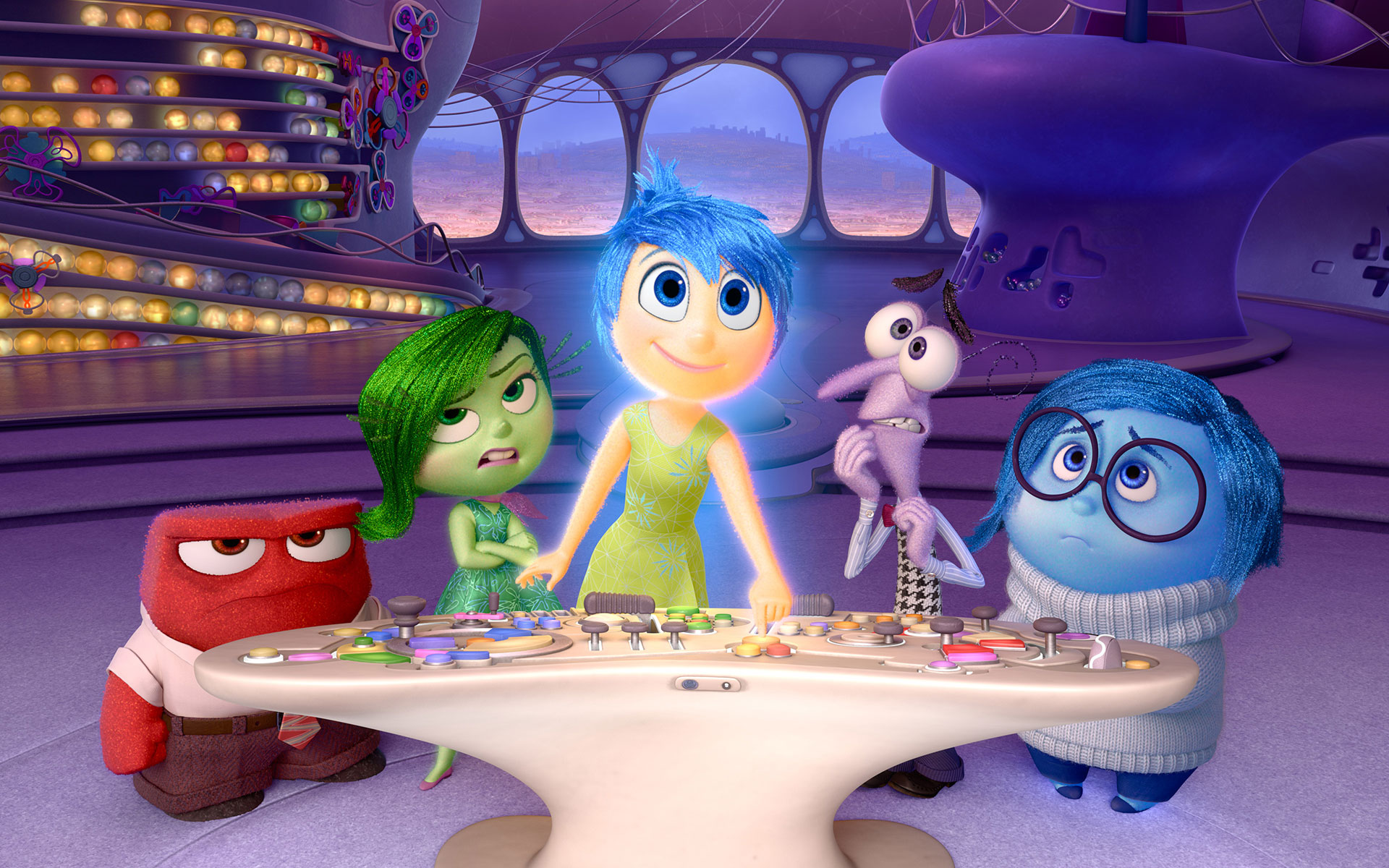Movie Inside Out 2015 Desktop Backgrounds iPhone 6 Wallpapers HD 1920x1200