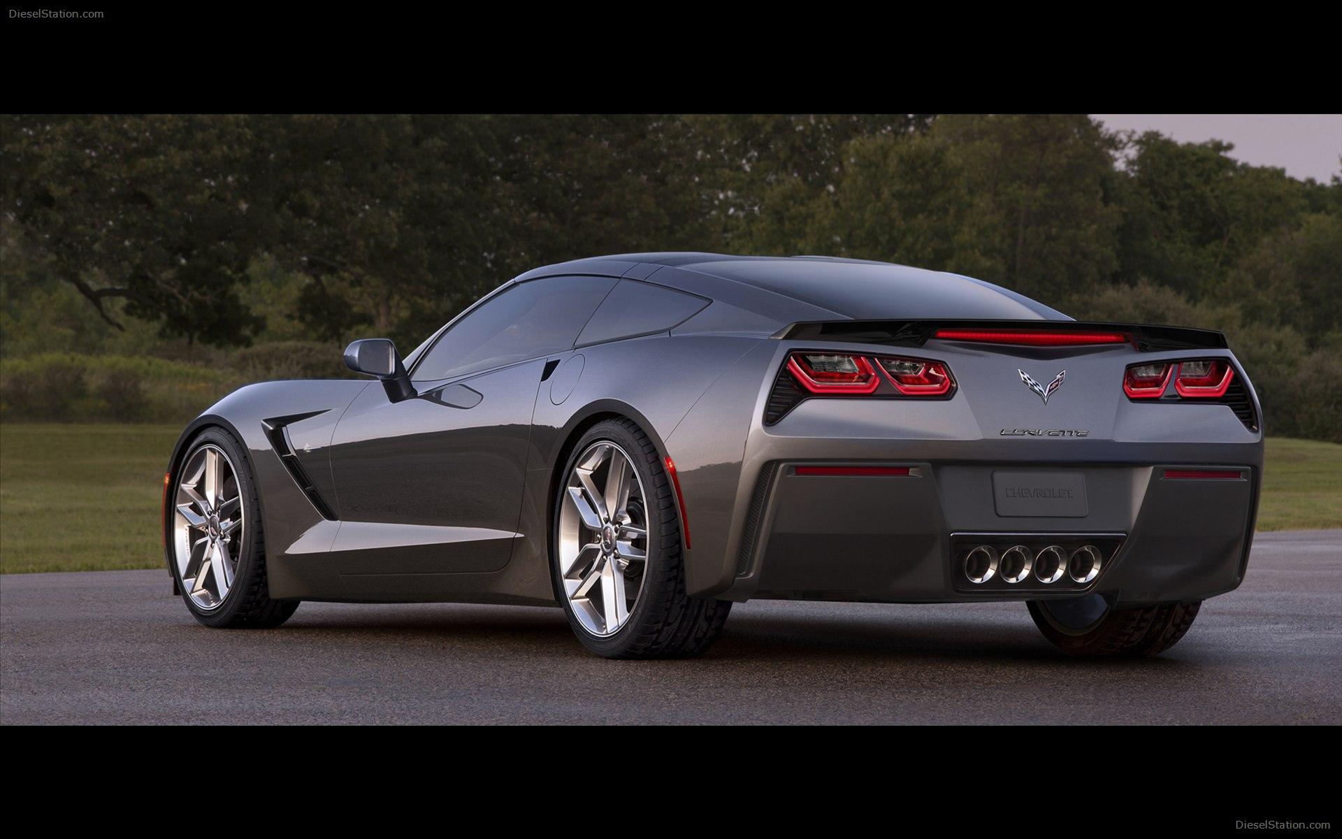 Chevy corvette c7 2014 Chevrolet Corvette C7 Stingray 1920x1200