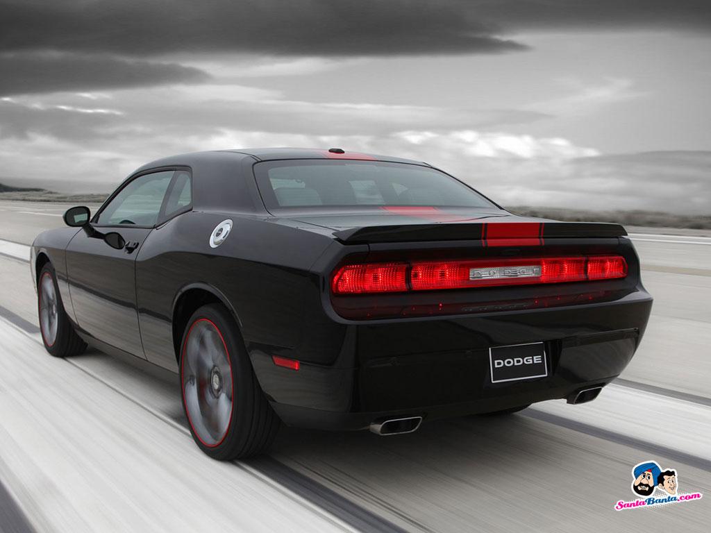 Dodge Challenger Wallpaper 3 1024x768