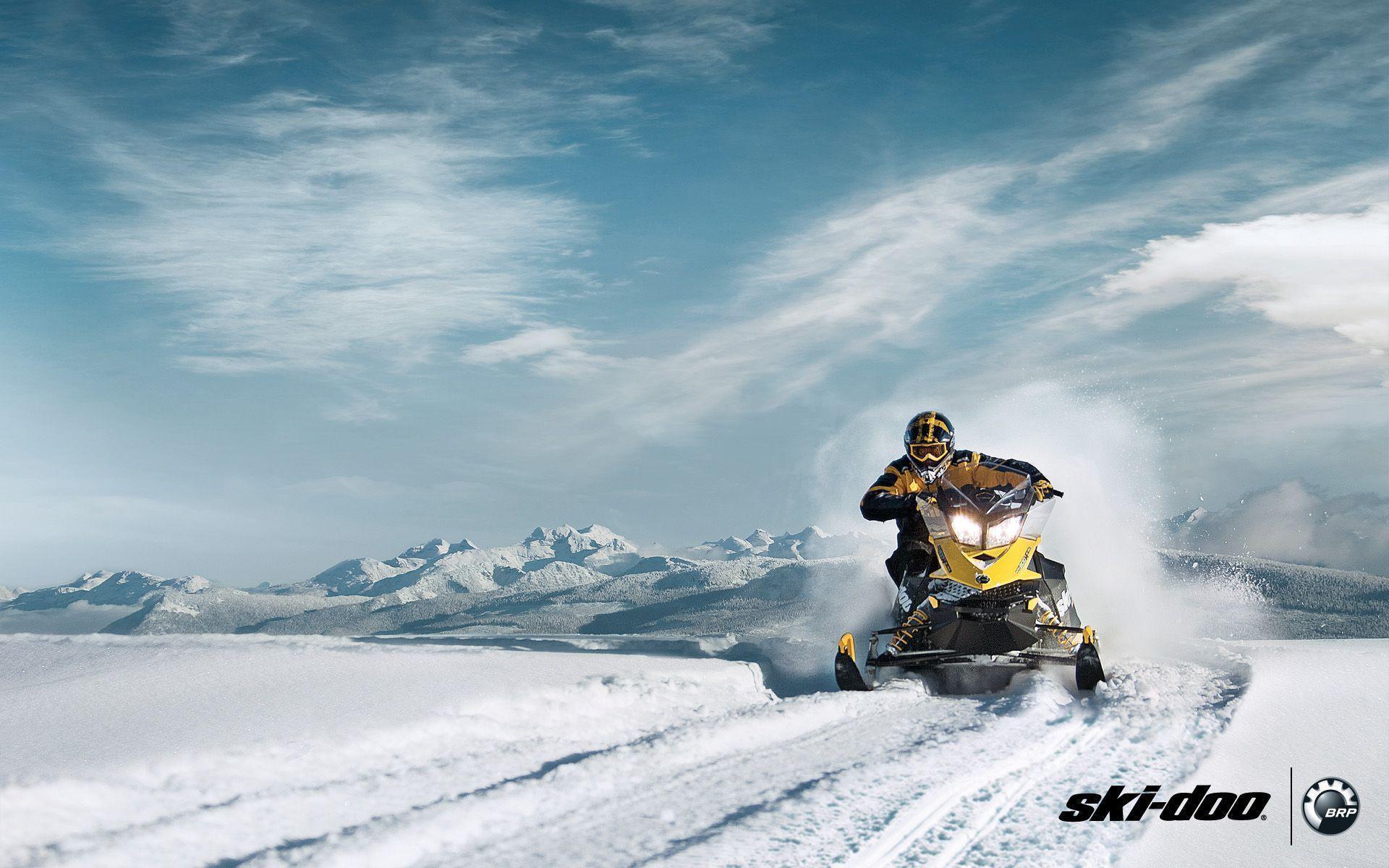 Ski Doo Wallpapers 1920x1200